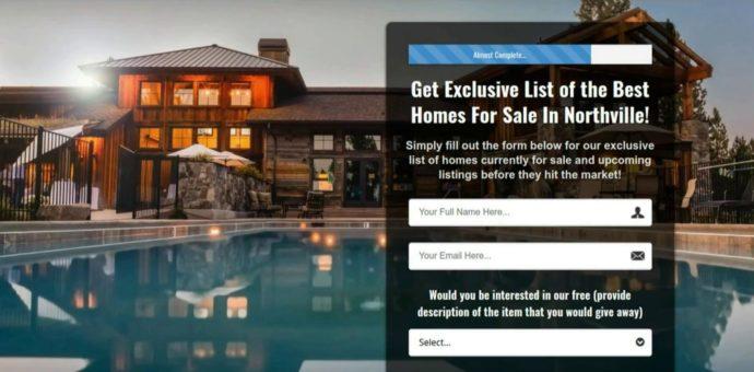 Clickfunnels Real Estate Templates Fundamentals Explained