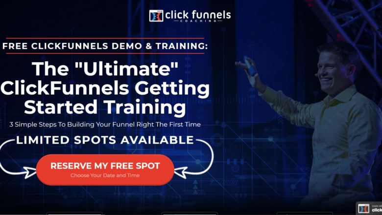 Excitement About Clickfunnels Demo